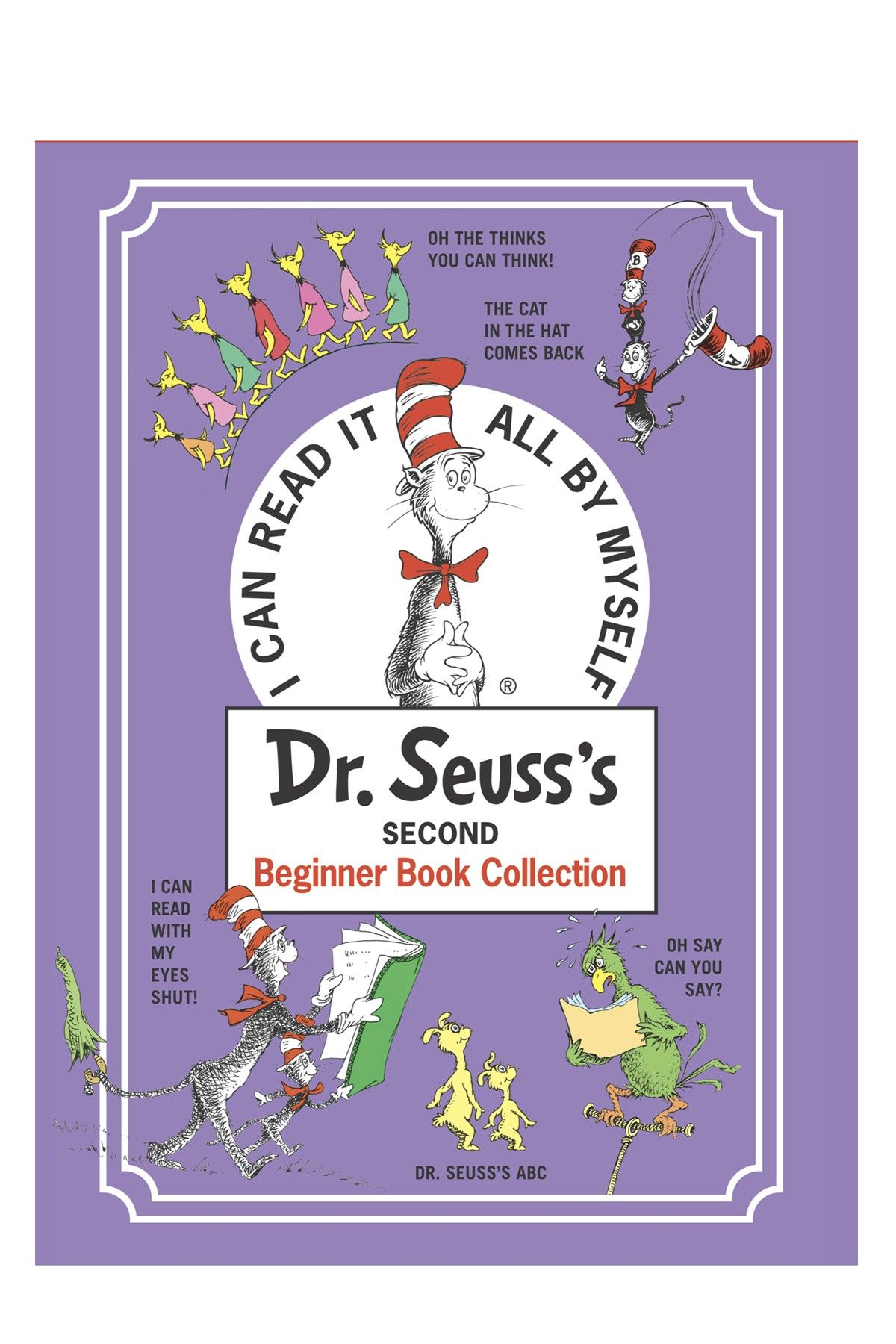 Dr seuss with images beginner books book collection