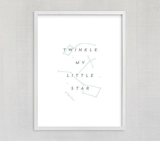 Minted 174 Twinkle Little Star By Av Design Factory Art