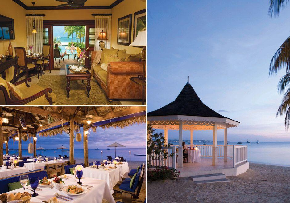 Sandals Negril Beach Resort Spa In Jamaica