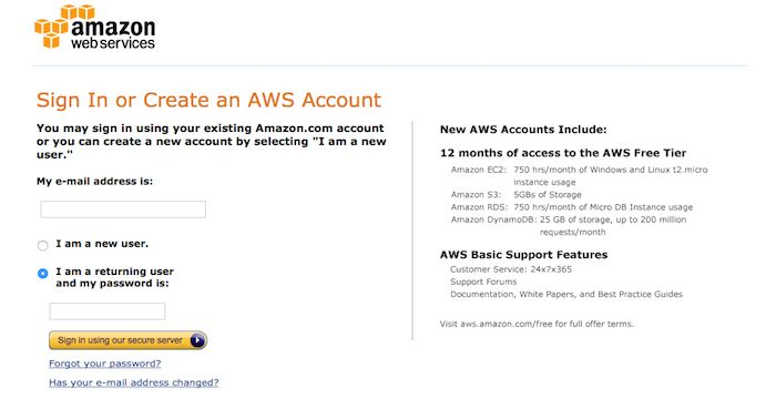 Aws Login Aws Amazon Com Console Account Login Accounting May Sign