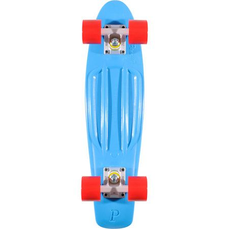 Pennyboard Skateboard Skate Board Cruiser Blue