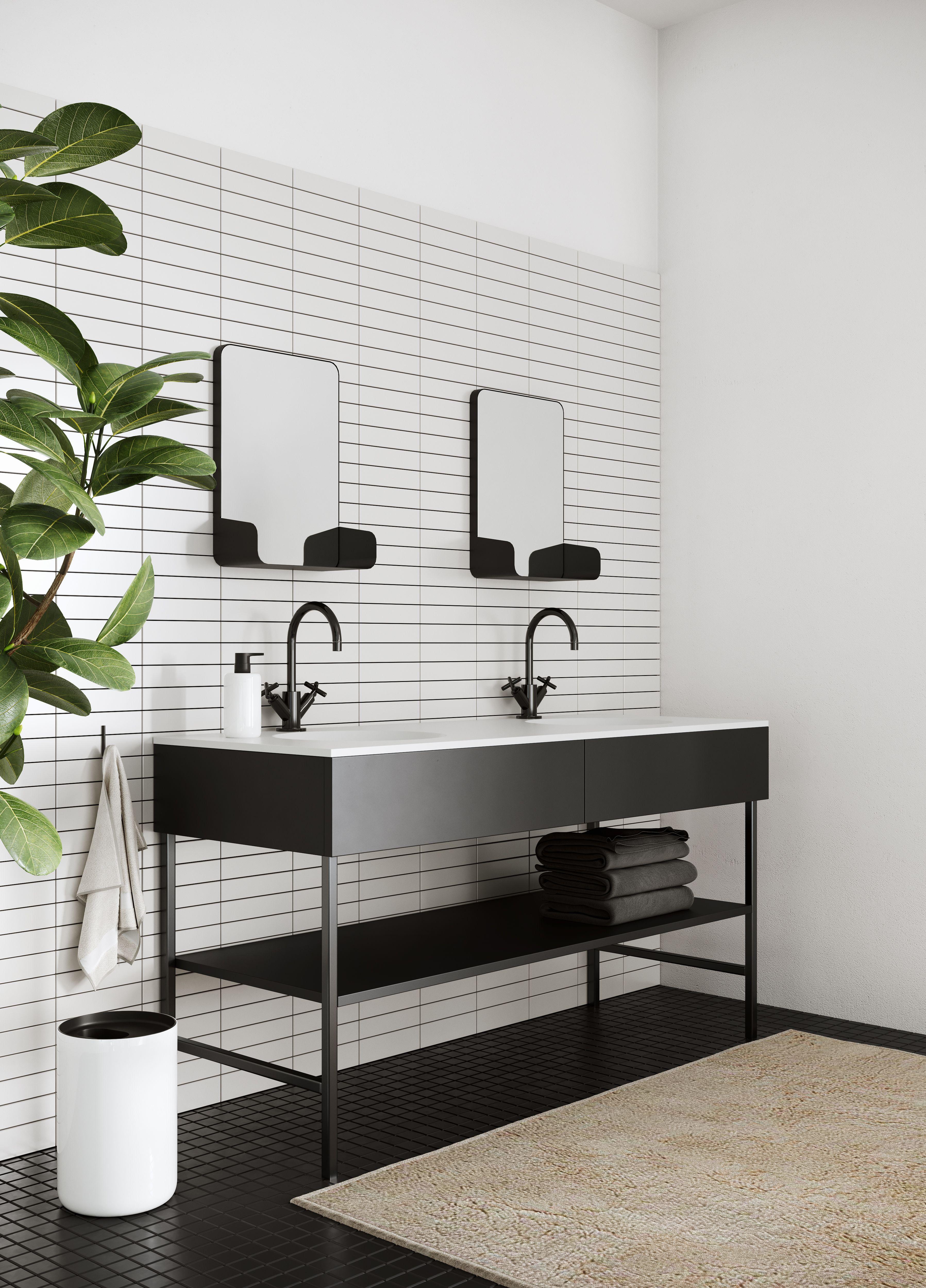 Badezimmer Badezimmereinrichtung Flototto Design Im Bad Waschtisch Spiegel Zuhause Einrichtung Und Design