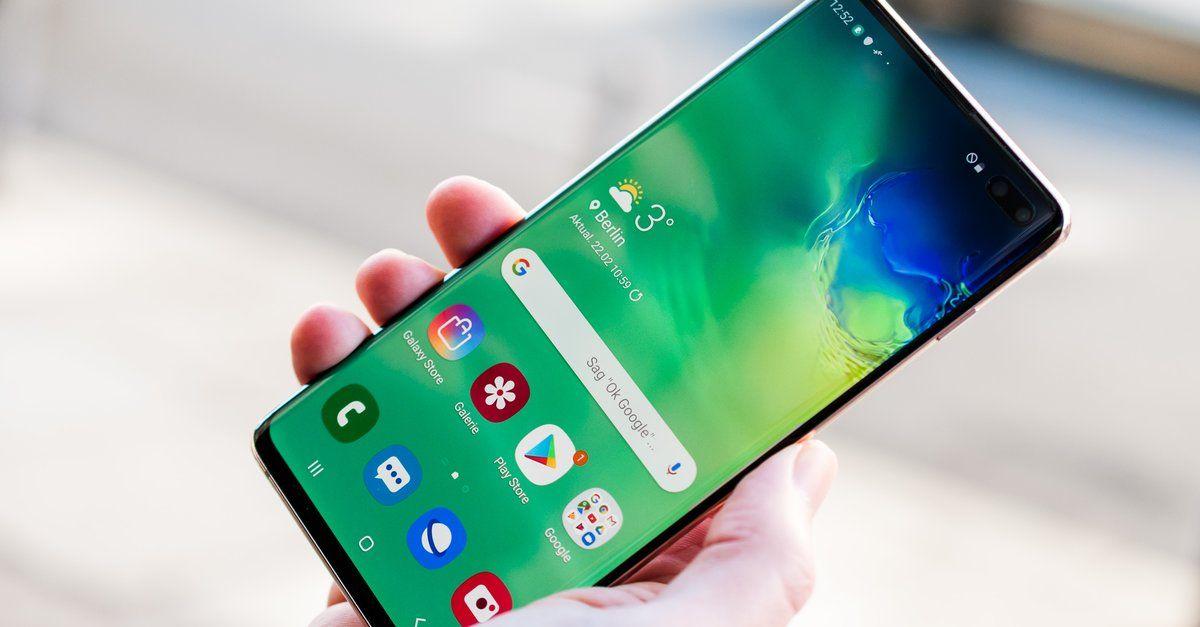 Tarif Knaller Samsung Galaxy S10 Und Xbox One X Mit Vodafone Oder Telekom Vertrag Im Angebot Samsung Smartphone Und Samsung Handy