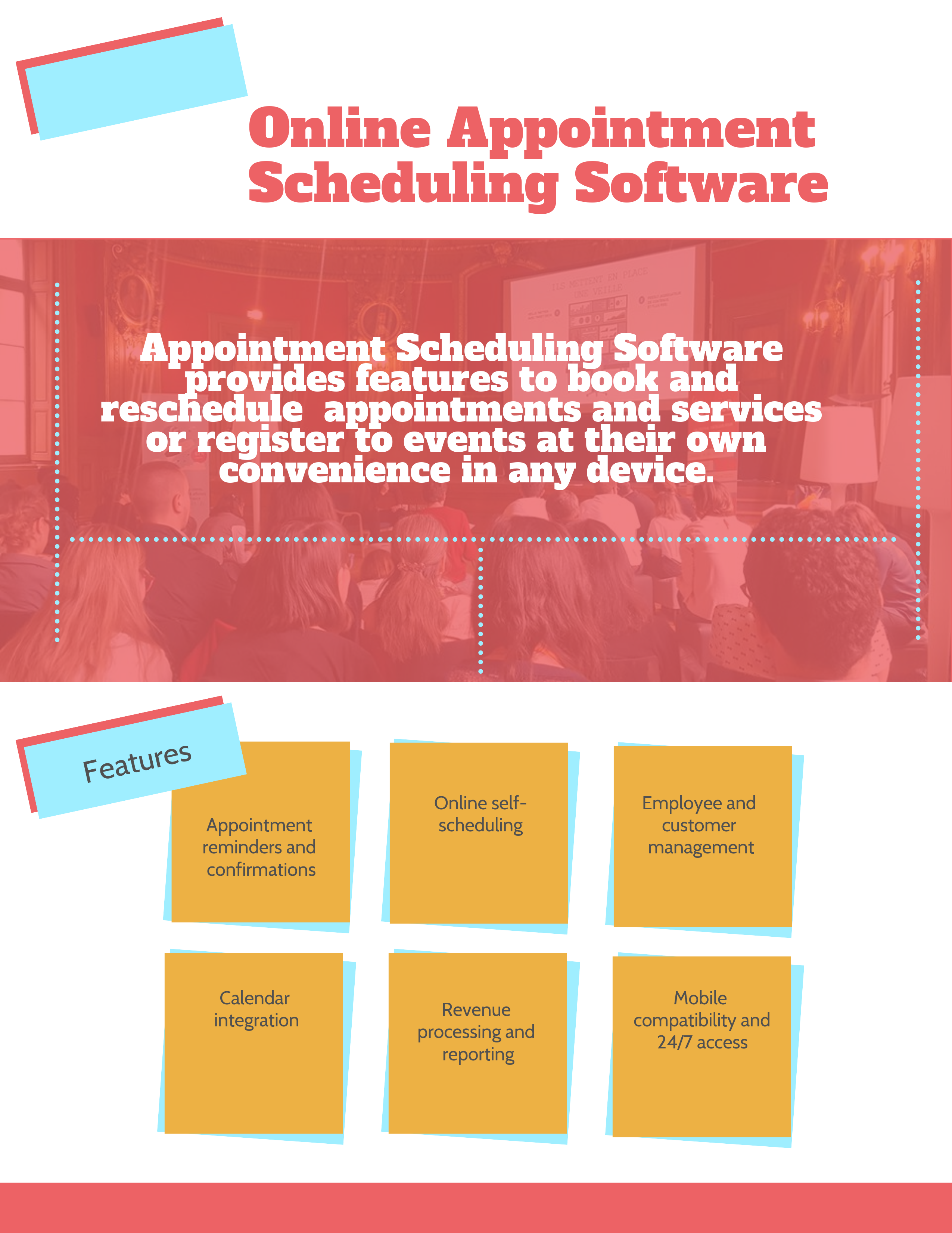 Top 10 Online Appointment Scheduling Software Online