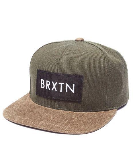 d531c877a The Rift Snapback Cap by Brixton :)   Hats   Snapback cap, Snapback ...