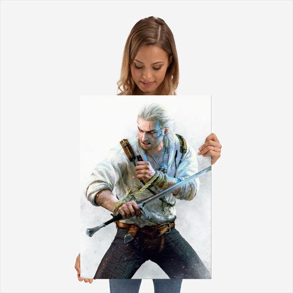 Geralt | Displate thumbnail