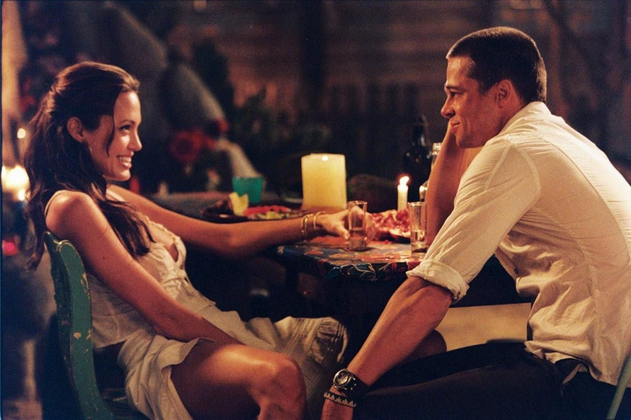 Love Story Romantic Dinner Movie Couples Couples Mr And Mrs Smith