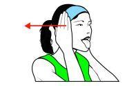 Raffermissez votre cou : exercice 3