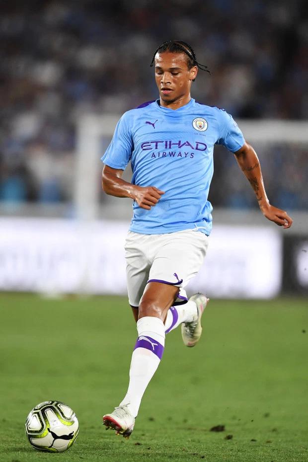 Man City will demand £145m for Leroy Sane as Bayern