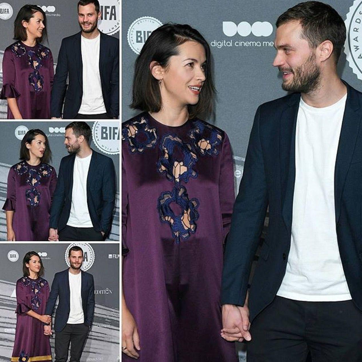 Jaime & Millie at BIFA Awards 12/4/16