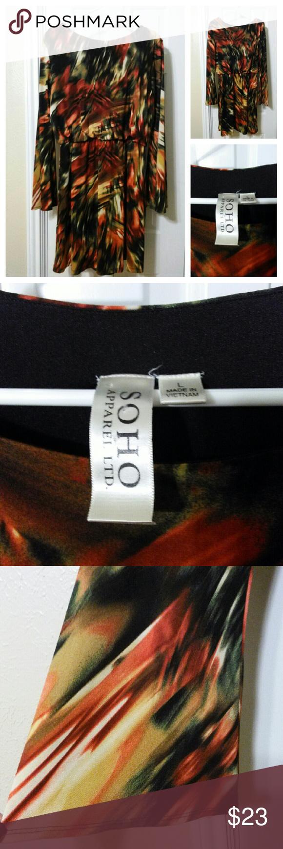 Soho Apparel LTD Dresses
