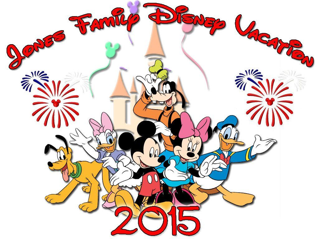 Personalized Disney Vacation Family Shirts T Shirt Mickey Minnie Very Cute