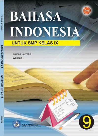 Download Buku Siswa Ktsp Smp Dan Mts Kelas  Bahasa Indonesia