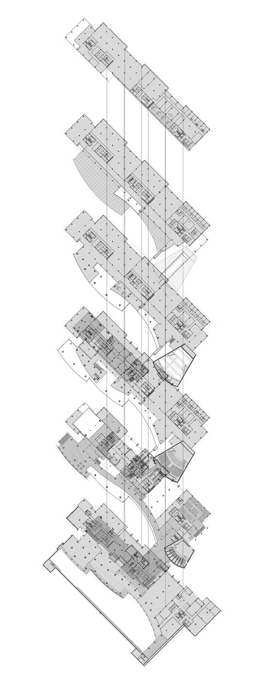 H:Studio-320031.00 Chongqing LibraryDwgsSK117.dwg A0 (1)