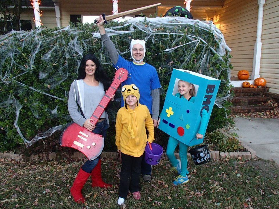 adventure time family costumes - Google Search  sc 1 st  Pinterest & adventure time family costumes - Google Search | Holidays ...