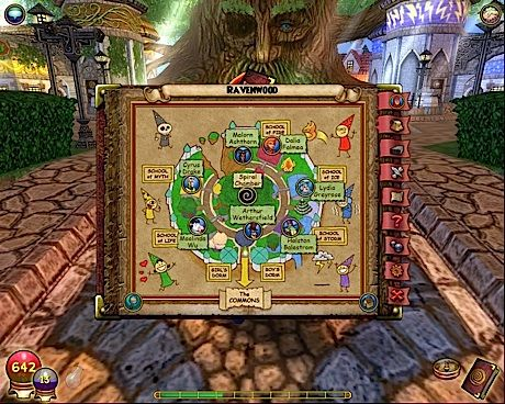 Wizard101 Is An Online Multiplayer Game For Children It Has