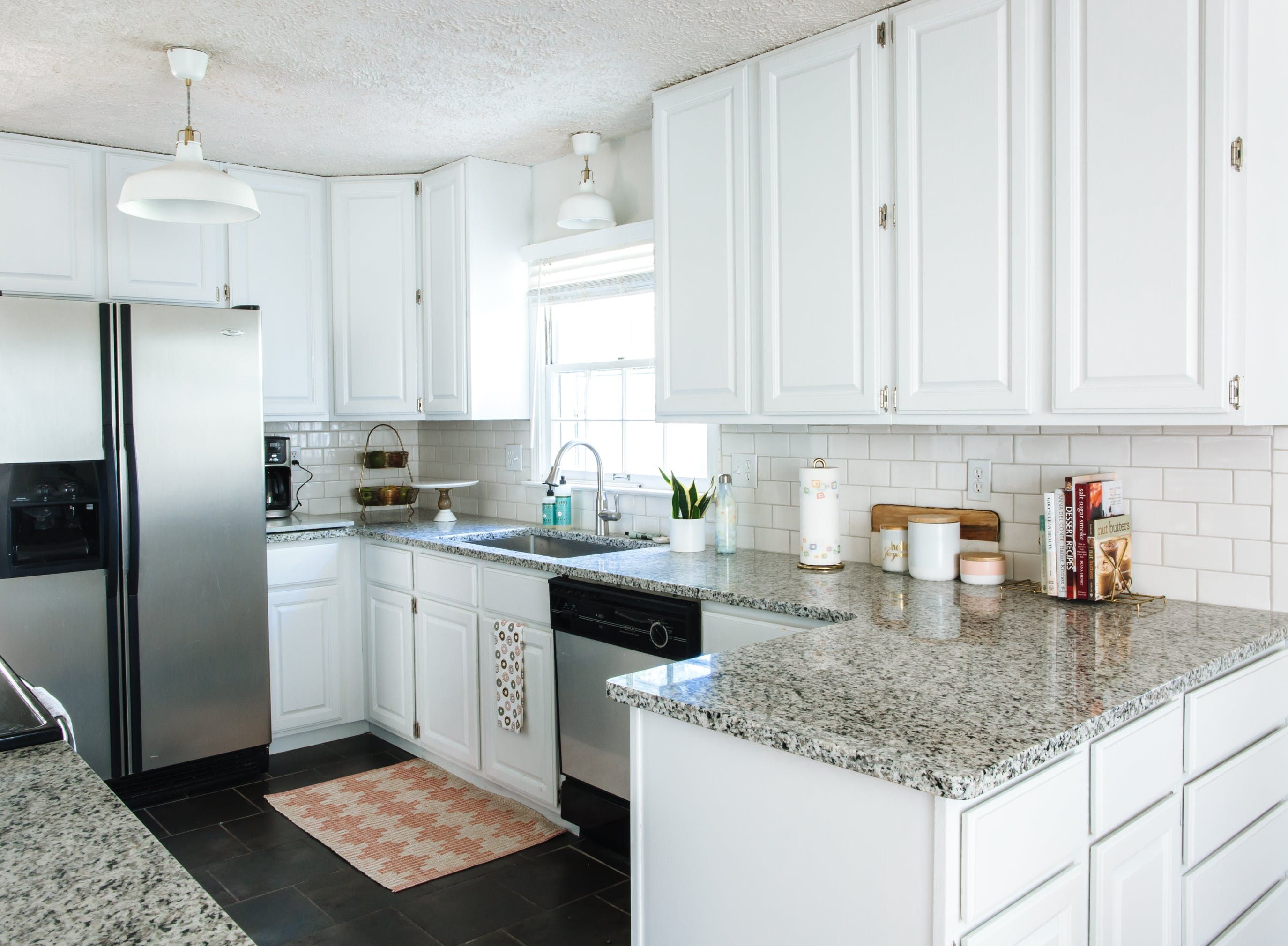 A Midwest Fashion Blogger Buys Her First Home Diy Kitchen