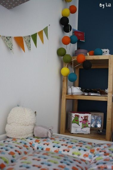 Une décoration de chambre enfant home made | Chambre petit ...