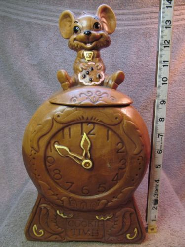 Cookie Time Cookie Jar by Twin Winton