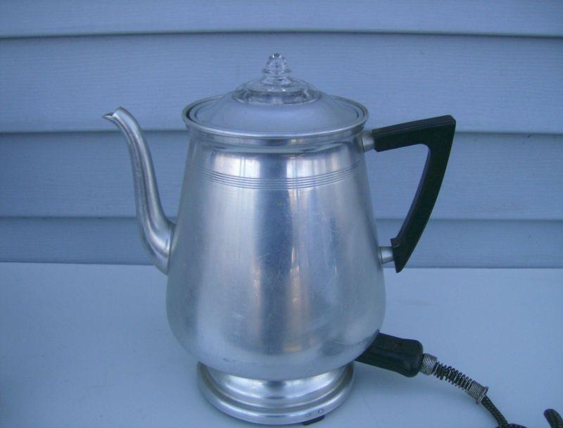 Percoator Coffee Pot   Coffee Pots   Vintage Kitchen ...
