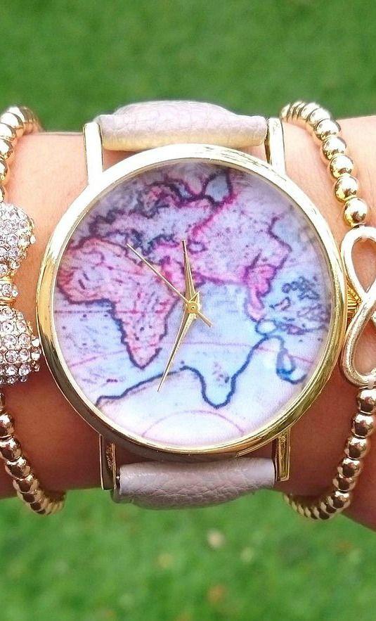 travel the world watch