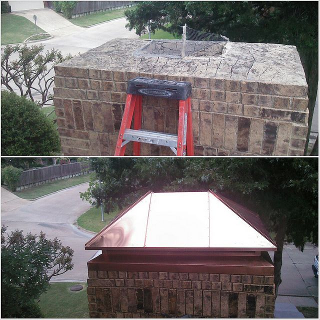 Prepare For Winter With Houston Chimney Repairs Chimney Cap