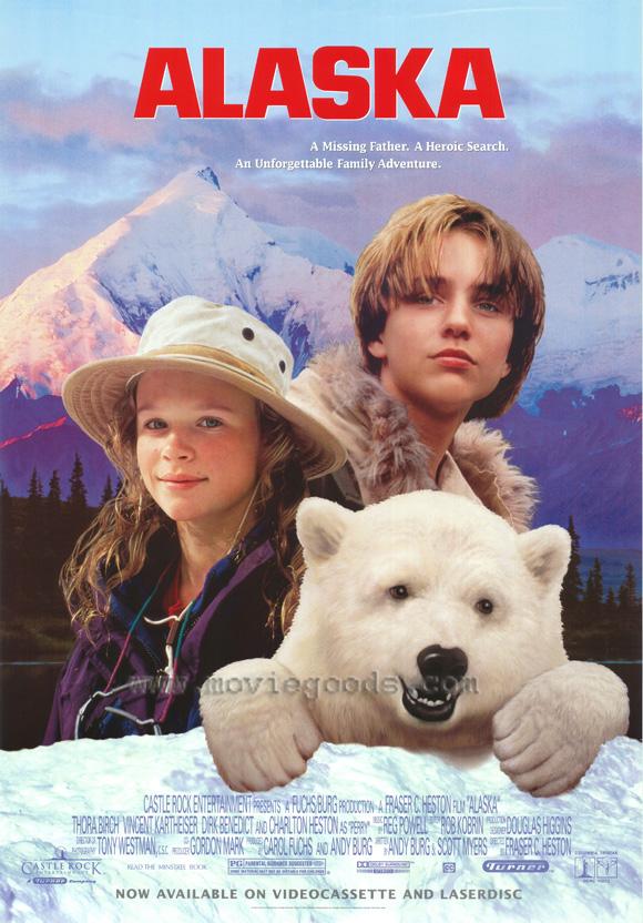 2f82ec08d1 Alaska: That polar bear on the poster is adorable | Alaska! Things ...