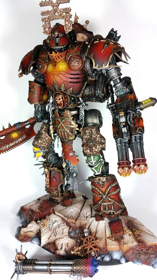 warhammer 40k 8th edition daemon codex pdf