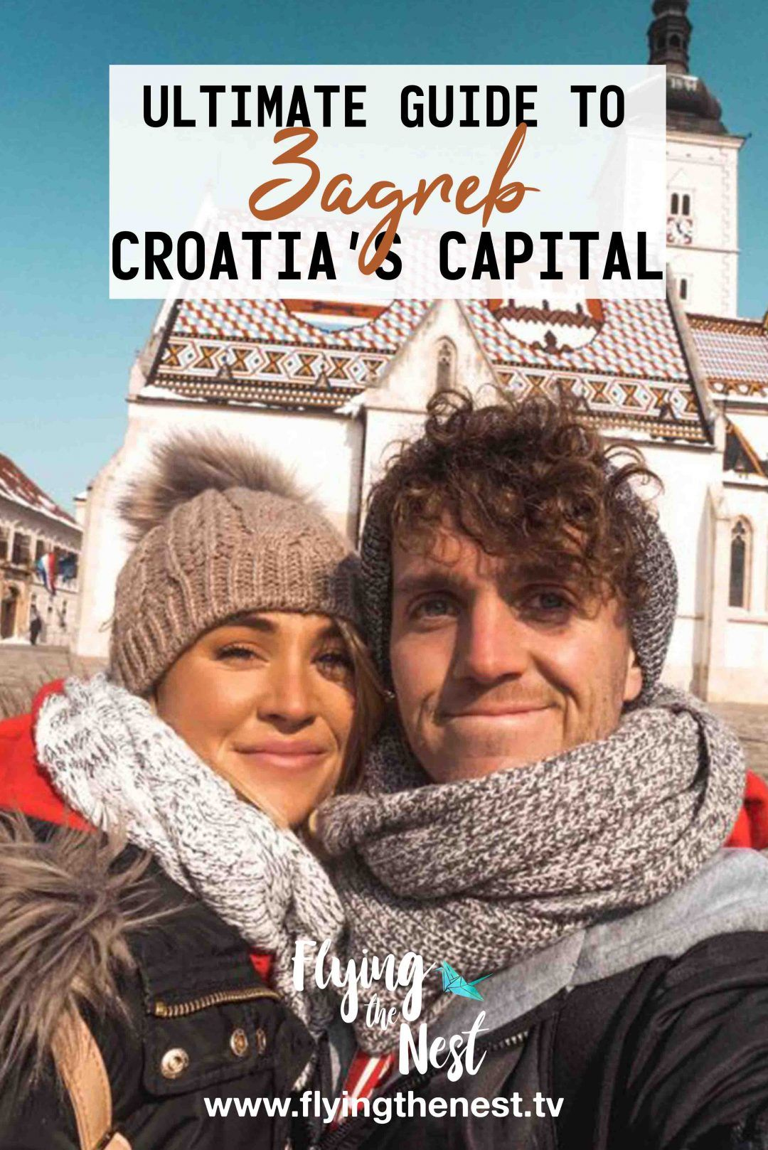 Ready To Discover Zagreb Book Your Ticket Now On Http Www Brusselsairlines Com En Be Destinations Croatia Zagreb Aspx