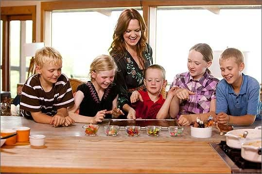 At Home On The Range With Ree Drummond