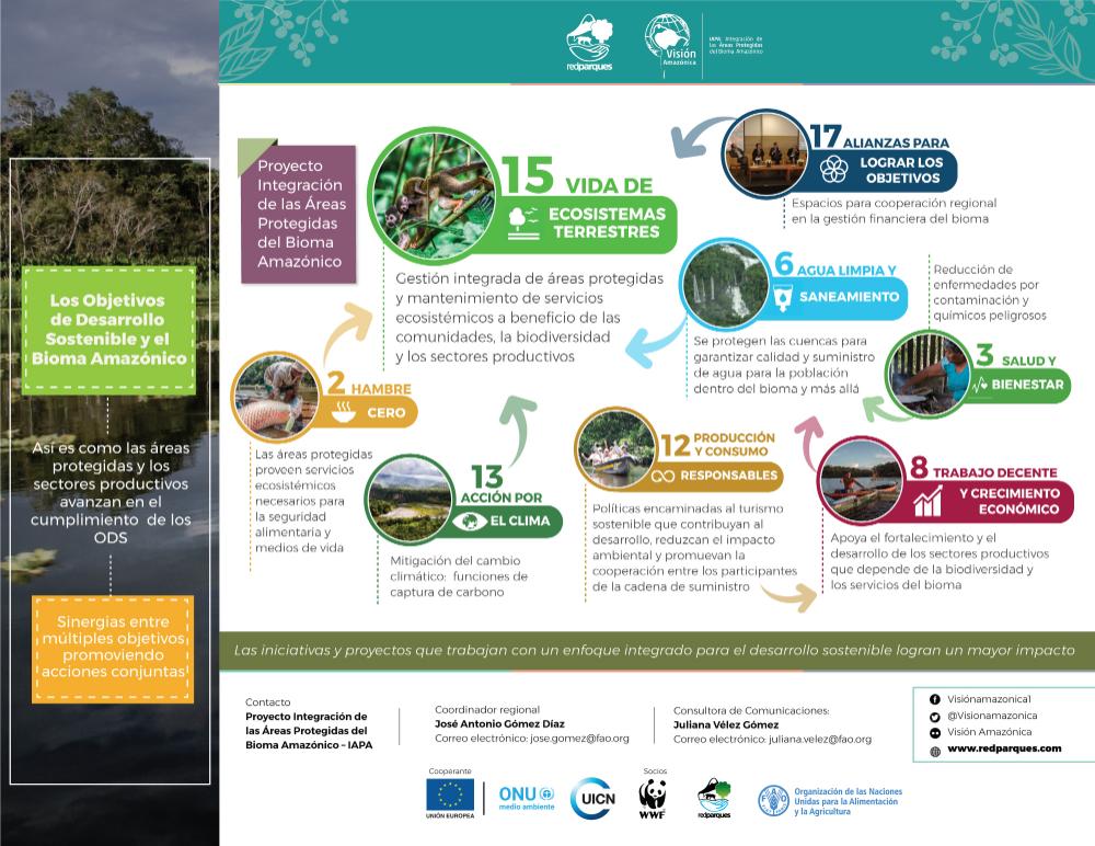 Los Objetivos De Desarrollo Sostenible Y El Bioma Amazónico Portal Sobre Conservación Y Equida Objetivos De Desarrollo Sostenible Desarrollo Sostenible Bioma