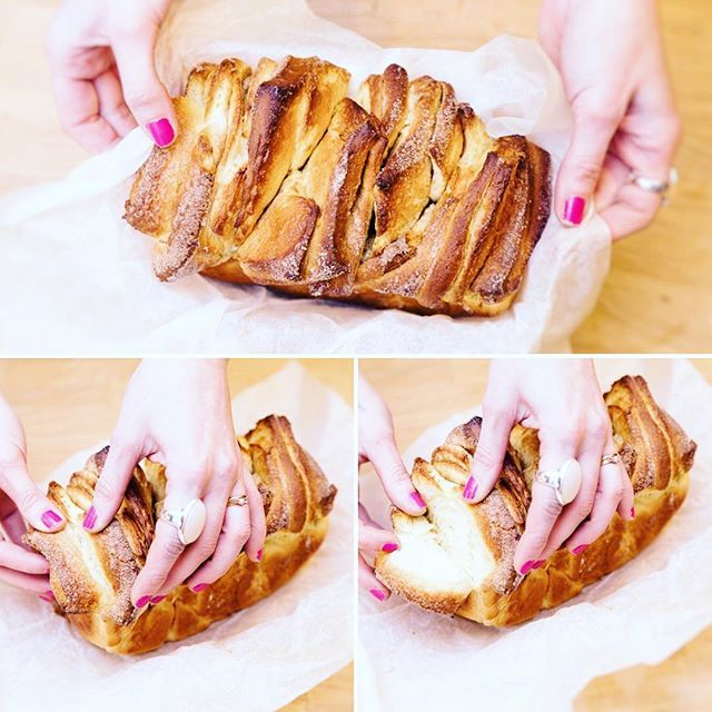Pull apart Bread LalaSophie