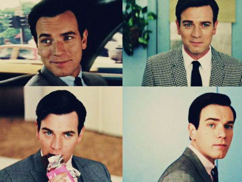 A little bit of seductive charm-as in Ewan McGregor as Catcher Block in Down With Love