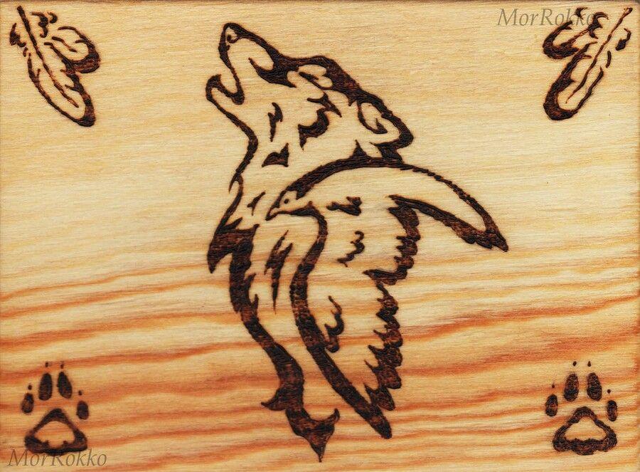 Beutiful Wood Burn Design Art Pinterest Eagle
