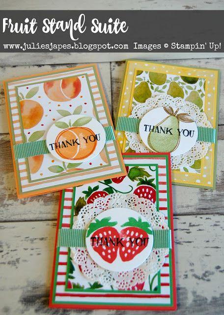 Julie Kettlewell - Stampin Up UK Independent Demonstrator - Order products 24/7 #stampin#39;up!cards