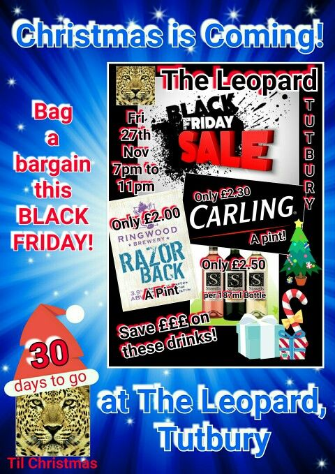 carlings black friday