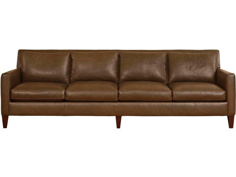 Brax 4-seat Leather Sofa in \