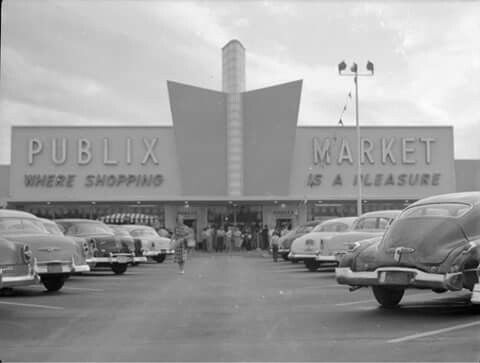 Clearwater Publix -- 1955