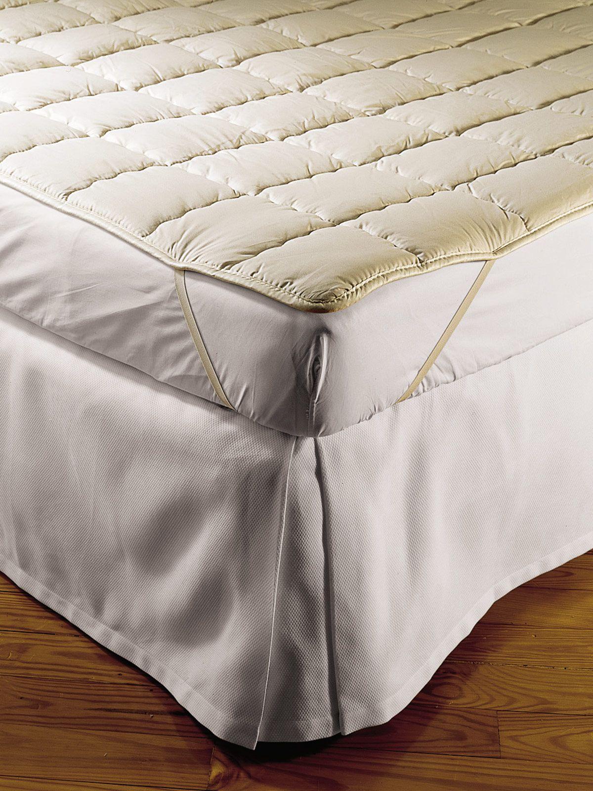 Silk Mattress Pads Luxury Mattress Pads Luxury Bedding Italian Bed Linens Schweitzer Linen Bed Linens Luxury Luxury Bedding Luxury Mattresses