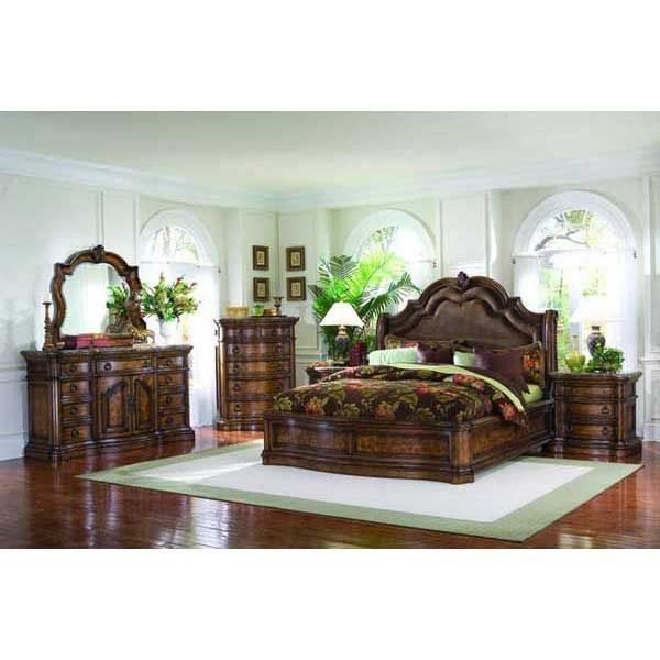 San Mateo 5-Piece Bedroom Set by Pulaski Furniture is now available