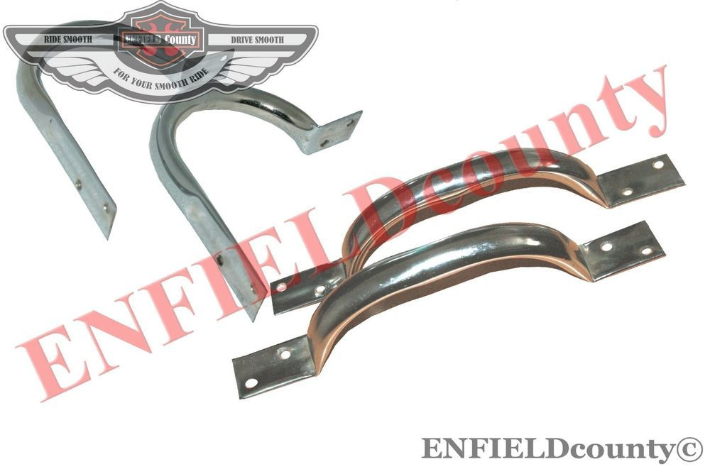 NEW BRAND WILLYS MB JEEP CHROMED MIRROR /& ADJUSTABLE ARM