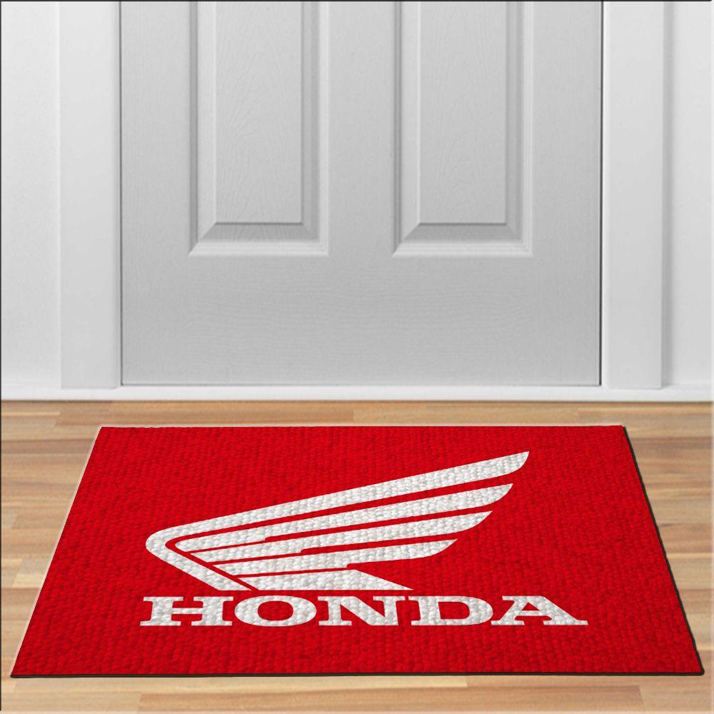 Nice Honda Motorcycle Racing Cbr Doormat Floor Durable Non Slip Honda Honda Motorcycle Motorcycle Racing