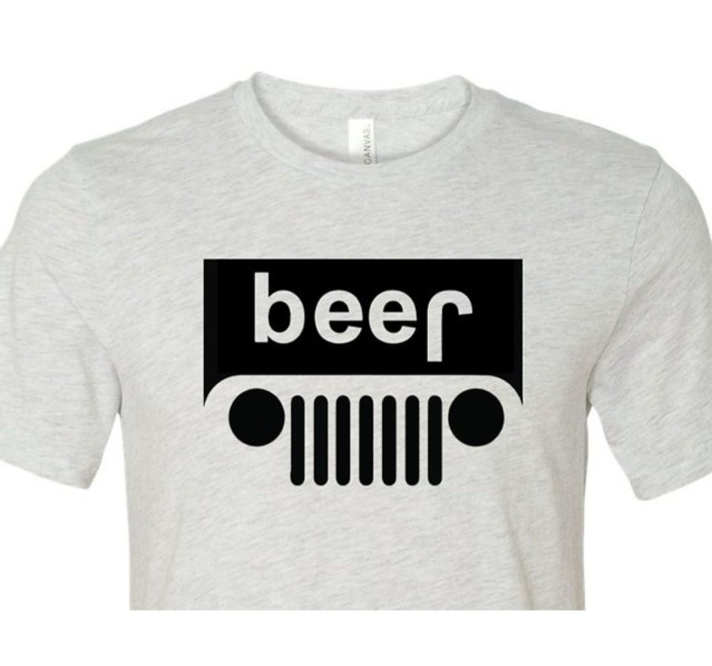 Jeep Beer Shirt D 90 American Garage Art Beer Shirts Jeep Beer Beer
