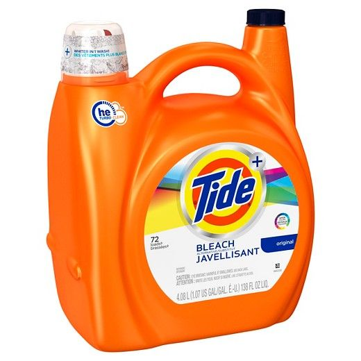 Tide Original Plus Bleach Alternative High Efficiency Liquid