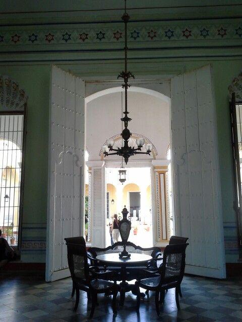 Antiga casa da elite, Trinidad, Cuba