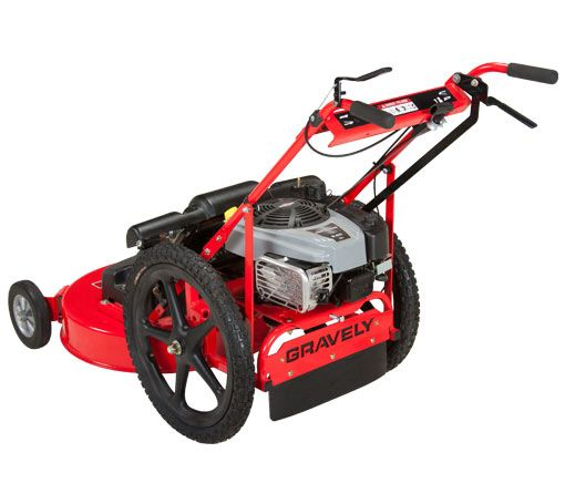 Gravely Pro Walk High Wheel Lawn Mower Gravely