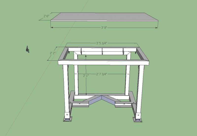 Http Weldingweb Com Showthread Php 84801 Folding Tig Table Page2