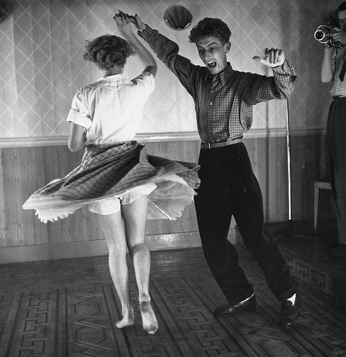 1940s teenagers - Google Search … | Vintage | Dance…