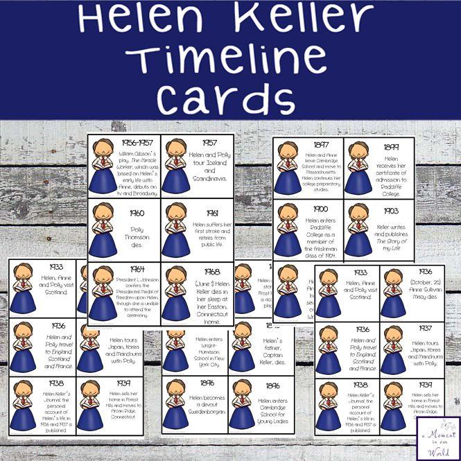 Helen Keller Was An Amazing Woman. These Helen Keller