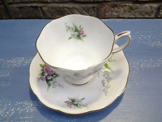 Check out this item in my Etsy shop https://www.etsy.com/listing/165011284/royal-albert-lily-of-the-valley-teacup
